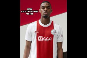 Het nieuwe Ajax Shirt 2021/2022