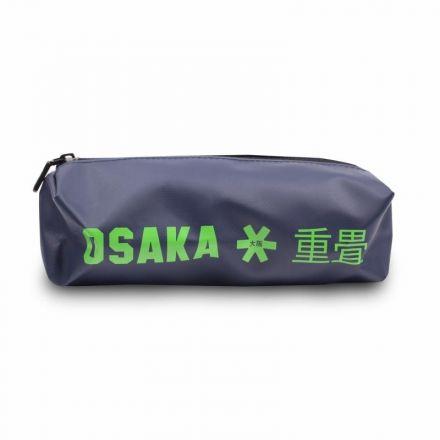 OSAKA Pencil Case Navy/Green