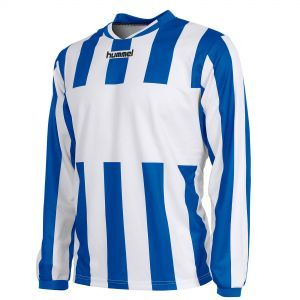 HUMMEL Madrid Shirt LS Royal/Wit