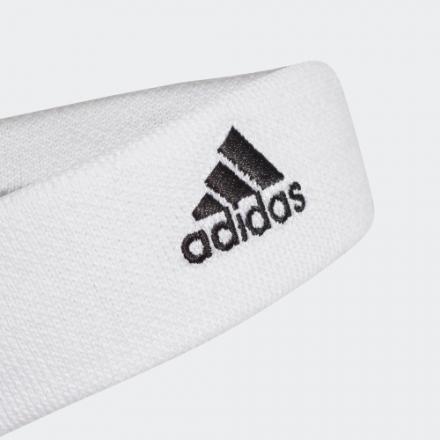 ADIDAS Headband Wit/Zwart
