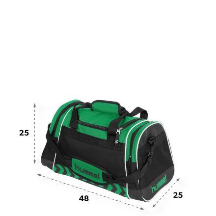 HUMMEL Sheffield Bag Groen/Zwart