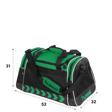 HUMMEL Milford Bag Groen/Zwart