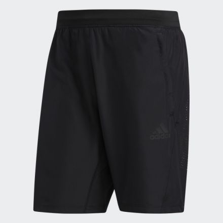 ADIDAS 3S Performance Short Zwart