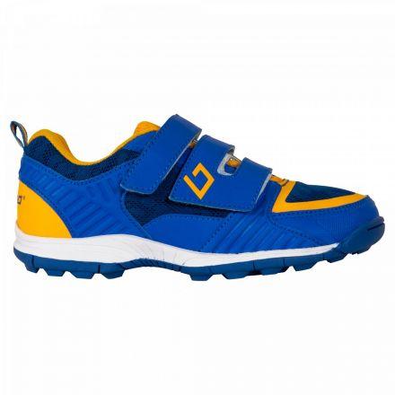 BRABO Velcro Blauw/Oranje