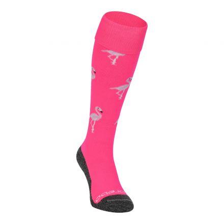 BRABO Flamingo Socks Fluo Roze