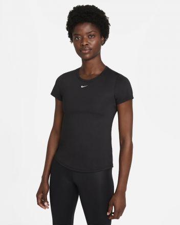NIKE Dri-Fit One Shirt Zwart