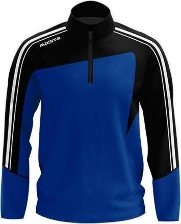 MASITA Forza Zip Sweater Royal Blue