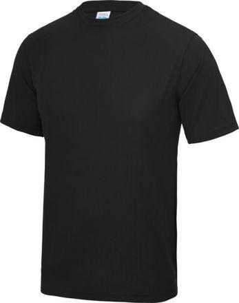 Sportshirt Zwart Senior`