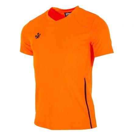 REECE Grammar Shirt Unisex Oranje