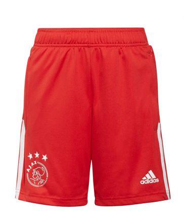 ADIDAS Ajax Trainingsshort  Rood