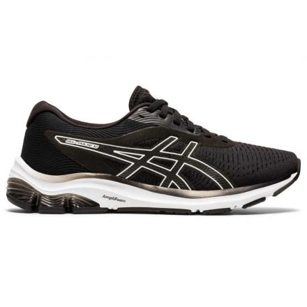 ASICS Gel-Pulse 12 Dames Zwart/Wit