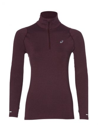 ASICS Thermopolis LS 1/2 Zip Dames