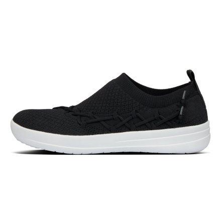FITFLOP Corsetted Slip-On Sneaker