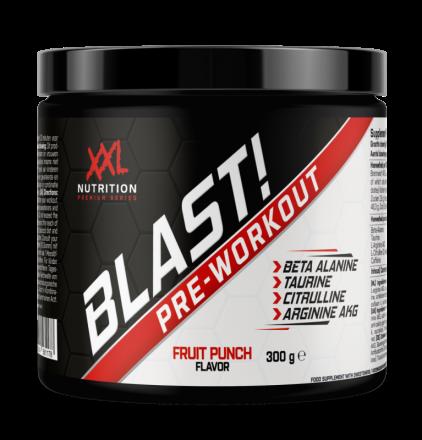 XXL NUTRITION Blast! Pre Workout (De