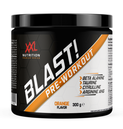 XXL Blast! Pre Workout Orange