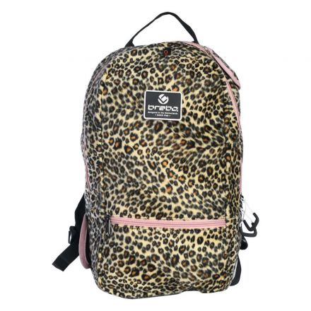 BRABO Backpack Leopard