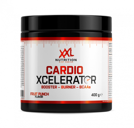 XXL Cardio Xcelerator Fruit Punch