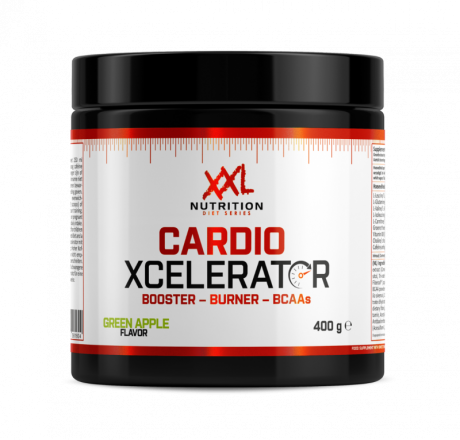 XXL Cardio Xcelerator Green Apple