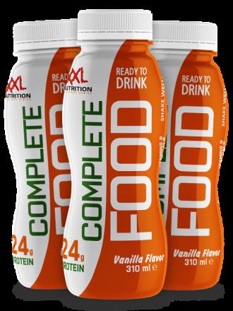 XXL Complete Food Drink Vanille