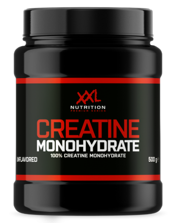 XXL Creatine Monohydraat 500 Gram