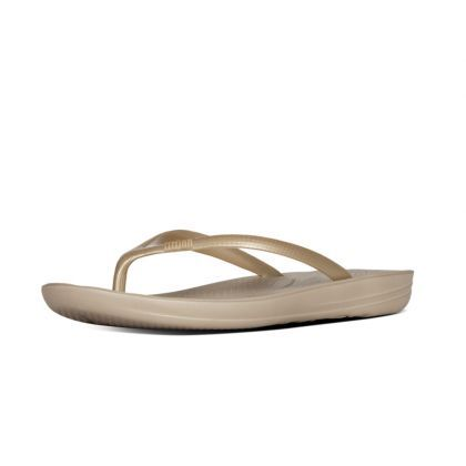 FITFLOP IQushion Ergo Flipflop Goud