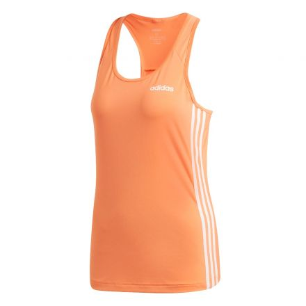 ADIDAS D2M 3-Striped Tank Top