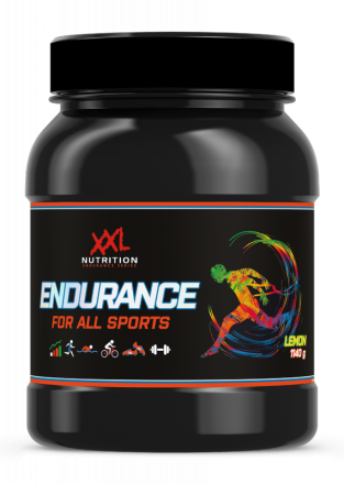 XXL NUTRITION Endurance Lemon