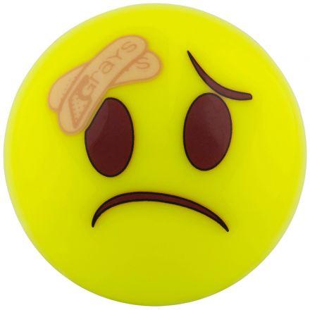 GRAYS Emoji Injured Hockeybal