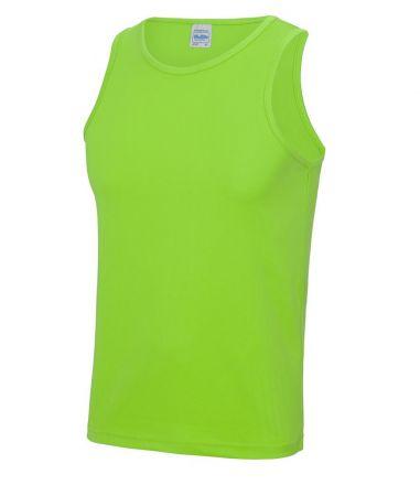 Sporthemd Lime Senior