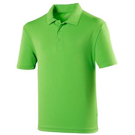 Polo Lime Groen Junior