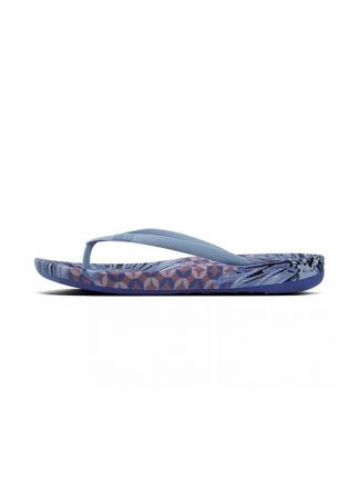 FITFLOP iQushion Daisy Blauw