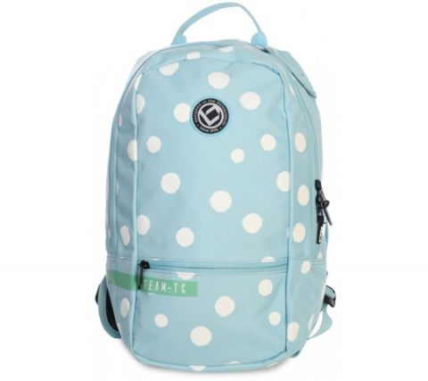BRABO Backpack Team Polka Mint