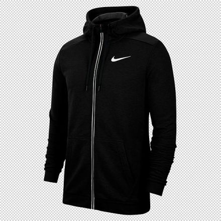 NIKE Dri-Fit FZ Vest Men's Zwart