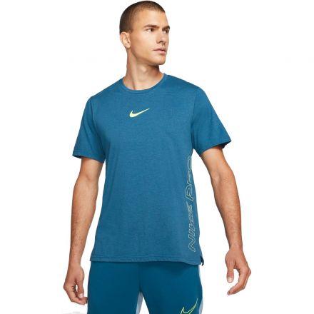 NIKE Pro Dri-Fit Burnout T-Shirt Men