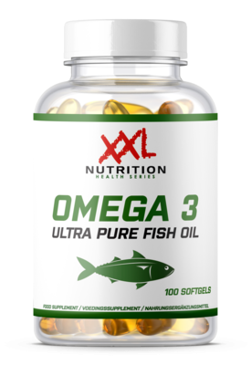XXL NUTRITION Omega 3 Ultra Pure