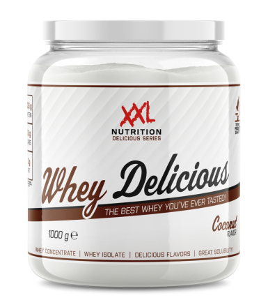 XXL NUTRITION Whey Delicious Choco