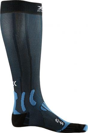 X-SOCKS Run Energizer Blauw/Zwart