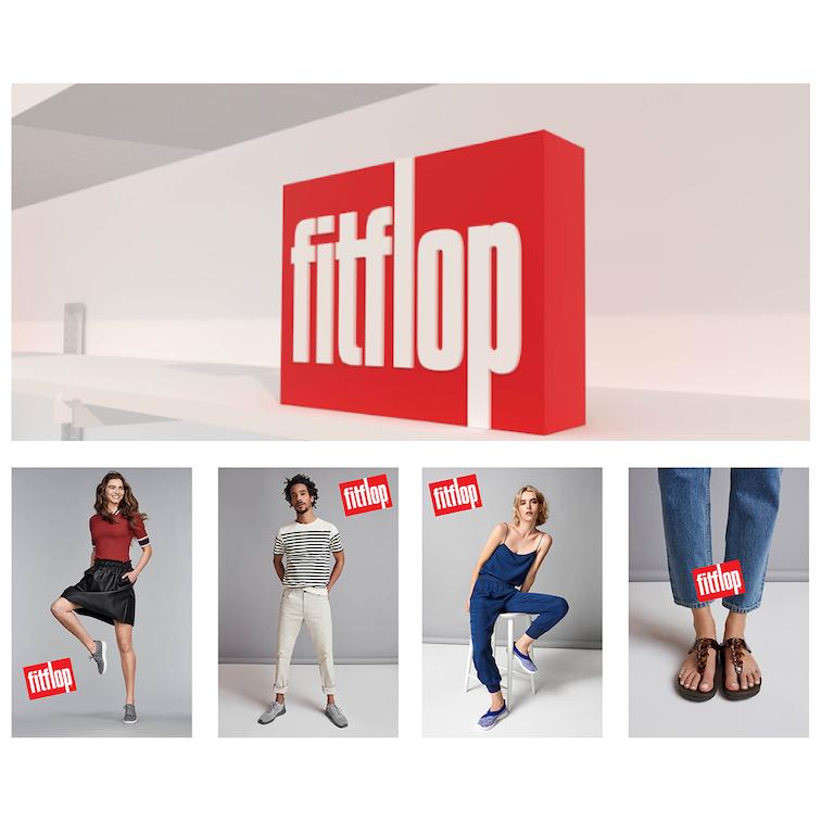 Verwen je voeten met FitFlop