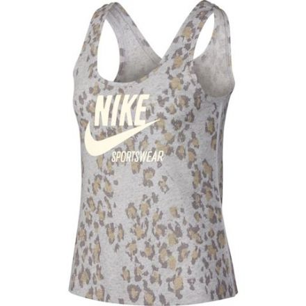 NIKE Sportswear Tank Top Leopard