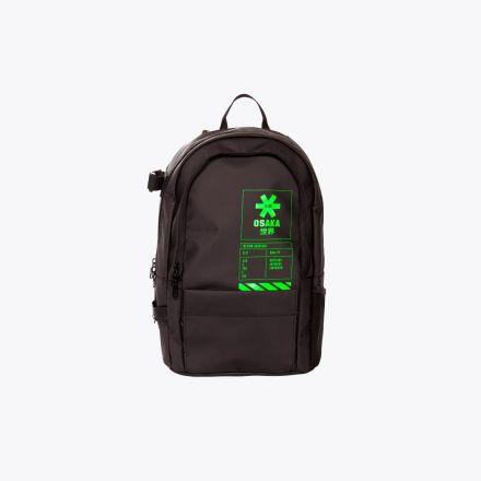 OSAKA Pro Tour Medium Backpack Zwart