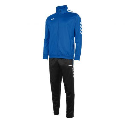 HUMMEL Valencia Poly Suit Blauw/Wit