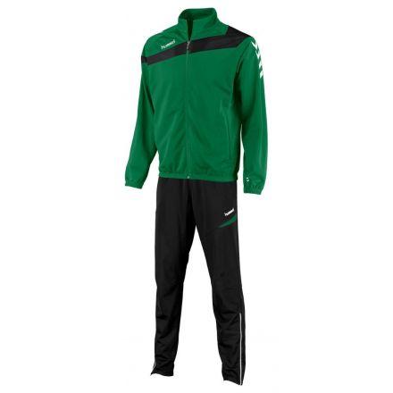 HUMMEL Elite Poly Suit Groen/Zwart