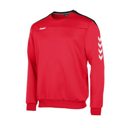 HUMMEL Valencia Top Round Neck Rood