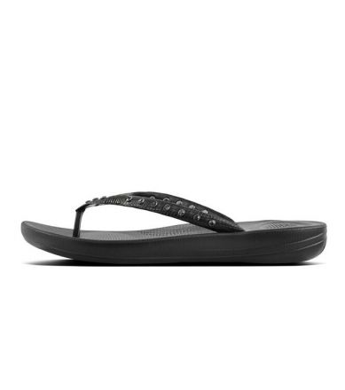 FITFLOP iQushion Zwart Kristal