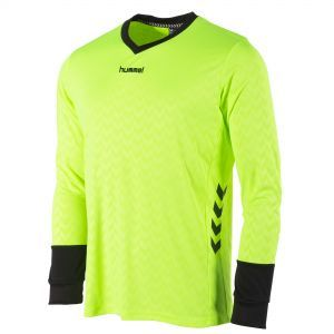 HUMMEL Hannover Keepershirt Geel/Zwa
