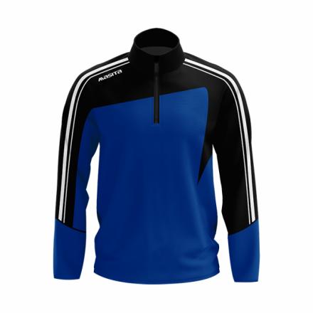 MASITA Forza Zip-Sweater Blauw Sr.