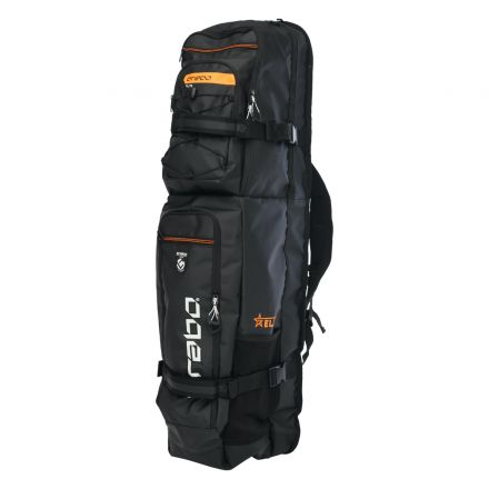 BRABO Elite Stickbag Zwart/Wit