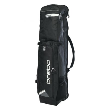 BRABO Traditional Stickbag Zwart/Wit
