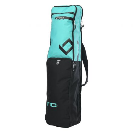BRABO Tribute Stickbag Zwart/Mint