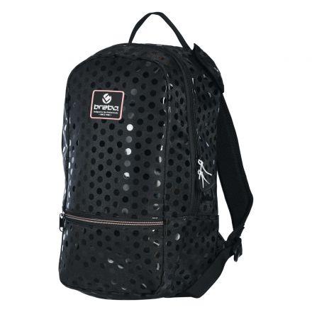 BRABO Backpack Polka Zwart